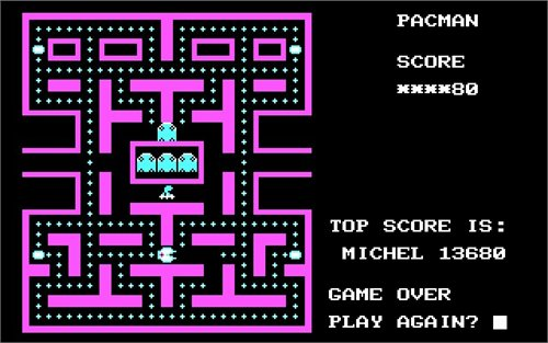 Pacman 0.80